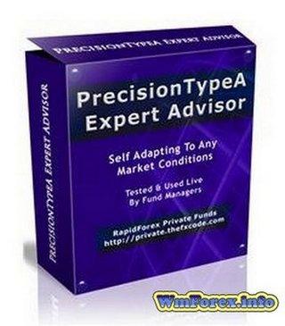 Советник Precision Type A Expert Advisor
