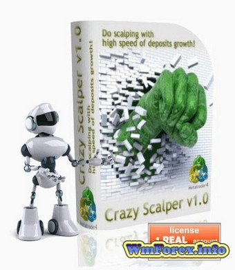 Советник Crazy Scalper v1.0MM Скальпинг