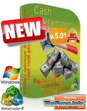 Советник Cash Hammer v5.01MM